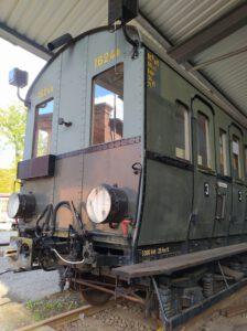 Sachsenwald Eisenbahnmuseum