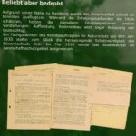 Infotafel Büsenbachtal
